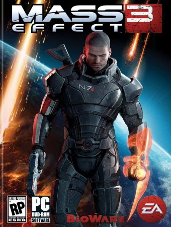 Mass Effect 3 [v 1.05 + 10 DLC] (2012)