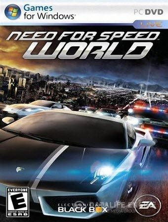 Need For Speed: World [v. 1.8.40.857] (2010)