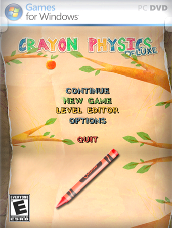 Crayon Physics Deluxe. Playground Edition (2009)